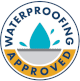 Waterproofing Approved