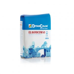 ELASTOCEM S1 - Malta elastocementizia mono-componente impermeabilizzante