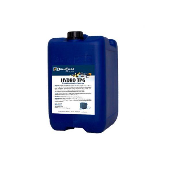 HYDRO TP6 - Idrorepellente privo di solventi a base di silossani organo-modificati