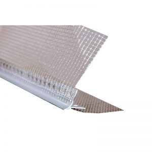 PROFILO CON GOCCIOLATOIO - Profilo con gocciolatoio e rete in fibra di vetro ETAG