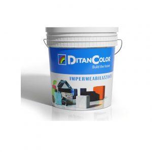 STIROGUM CALPESTABILE FIBRO - Rivestimento elastomerico impermeabilizzante fibrorinforzato ad elevata resistenza