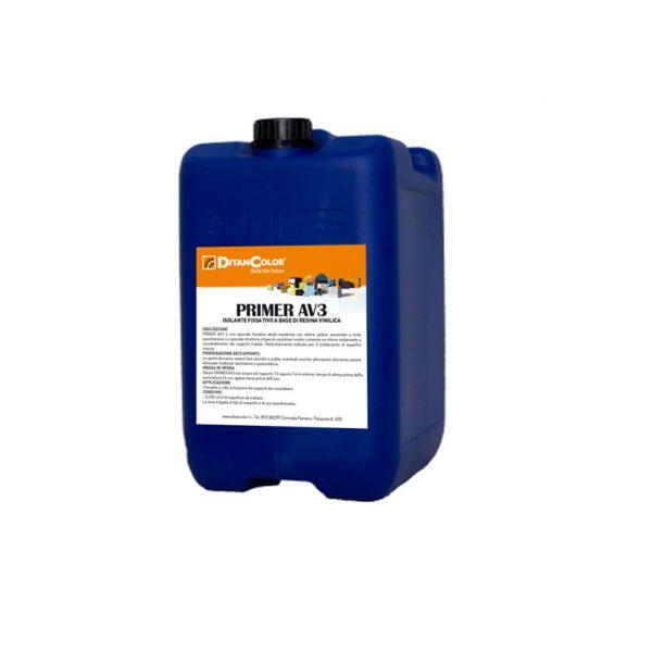 PRIMER AV3 - Isolante fissativo per interni