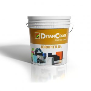 IDROSTAR - Idropittura lavabile per interni ed esterni