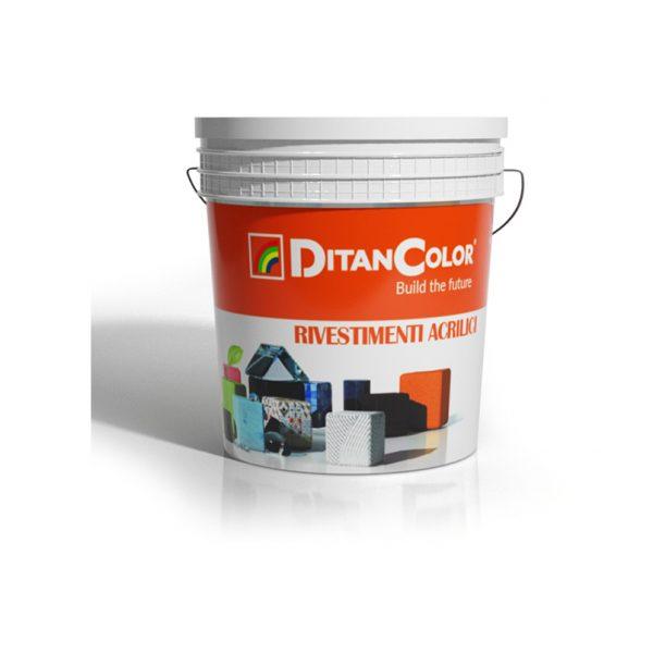 COAT FLEX T - Rivestimento murale elastomerico. Effetto tonachino