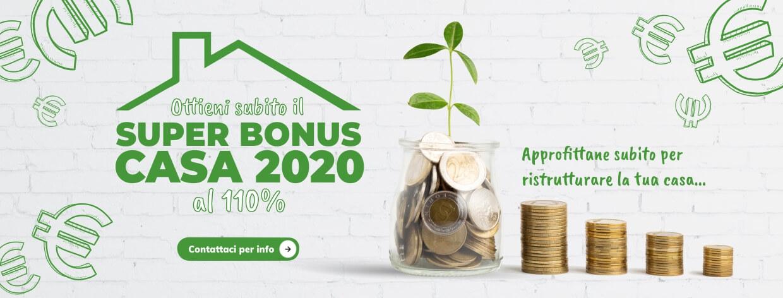 super bonus casa 2020
